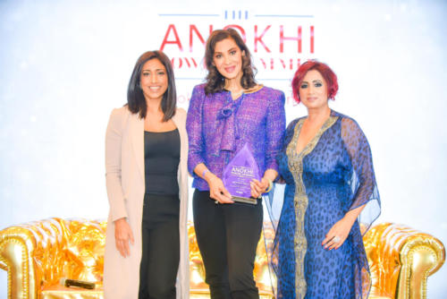 With TV Personality Farah Nasser & Pop-Culture Icon & Beauty Entrepreneur Monika Deol